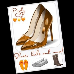 Shoes - SHOES, HEELS N MORE!!🧡☀️🧡Purely CJ